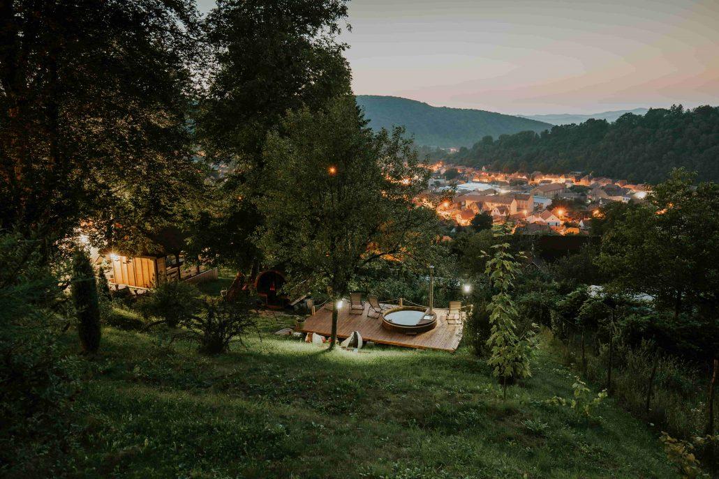 Paradisul pierdut in inima Transilvaniei