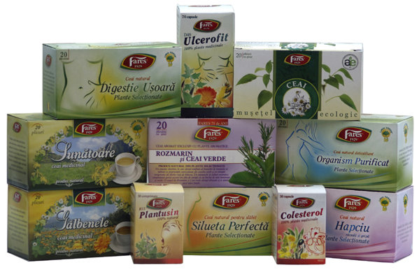 4 ceaiuri romanesti premiate la Paris, printre cele mai bune din lume-Afla care sunt!