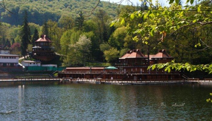 Cel mai cald lac din Europa se afla in Romania si a intrat in Cartea Recordurilor
